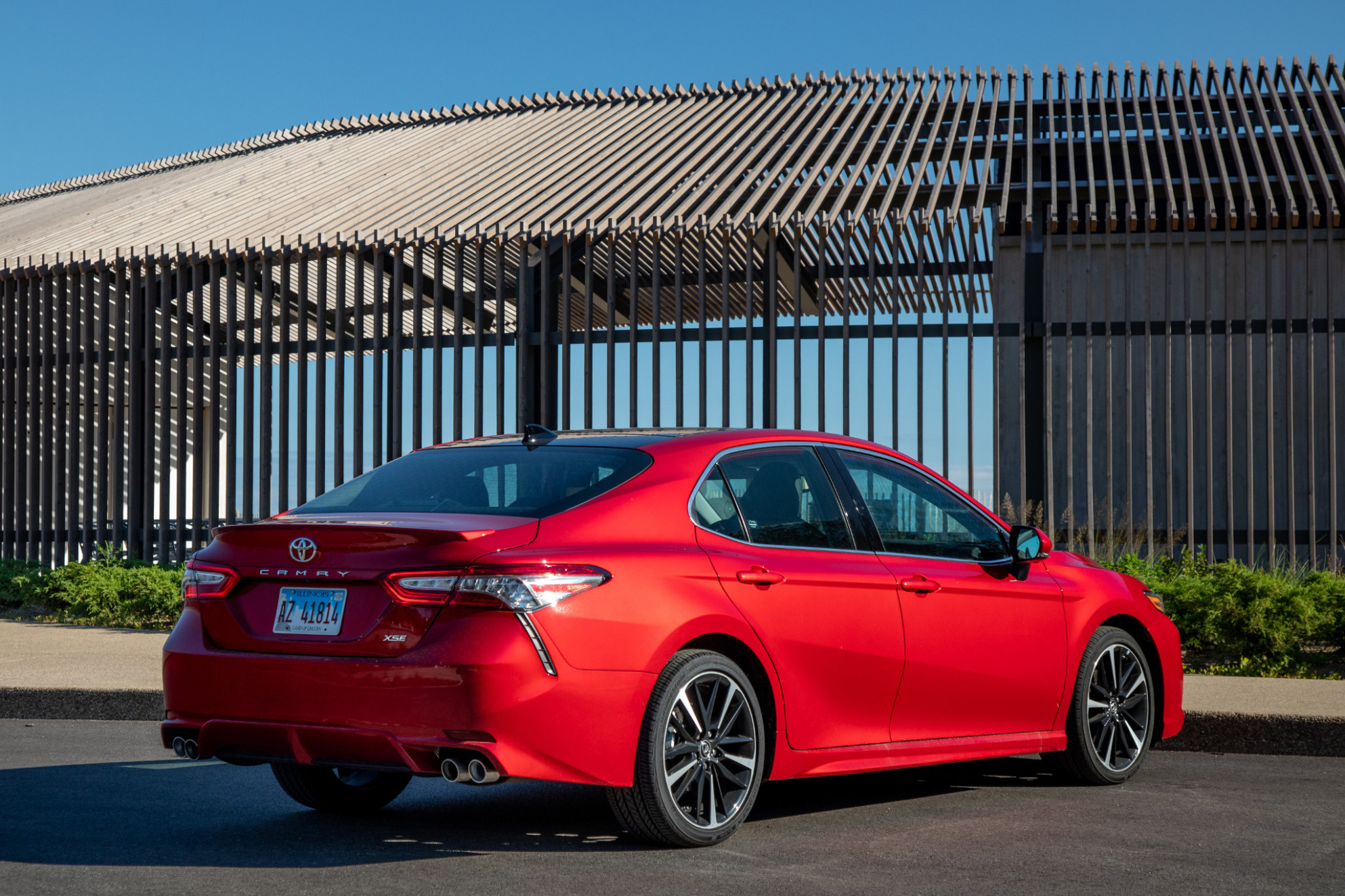 2020 Toyota Camry Configurations