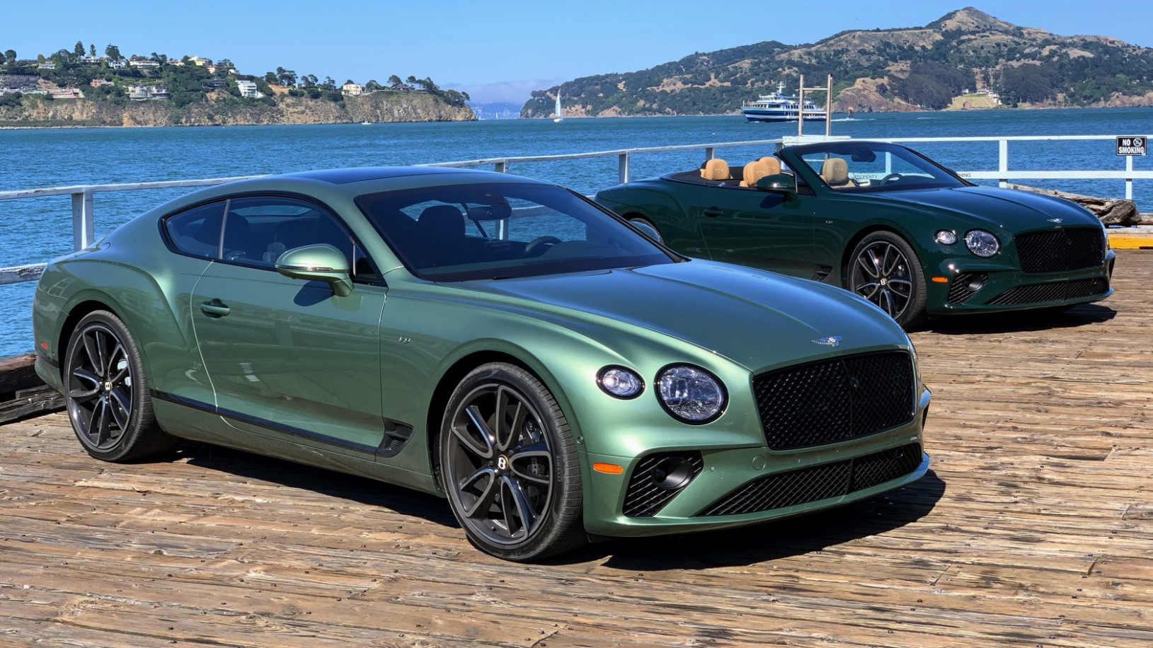 10 Bentley Continental GT V10 First Drive Review: When compromise ...