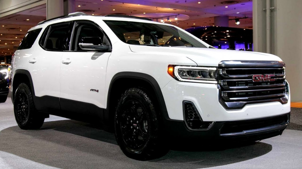 10 GMC ACADIA - EXTERIOR AND INTERIOR - AWESOME SUV