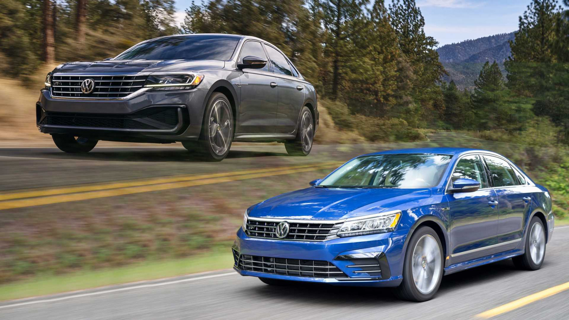 10 Volkswagen Passat: See The Changes Side-By-Side | 2020 Volkswagen Passat Us