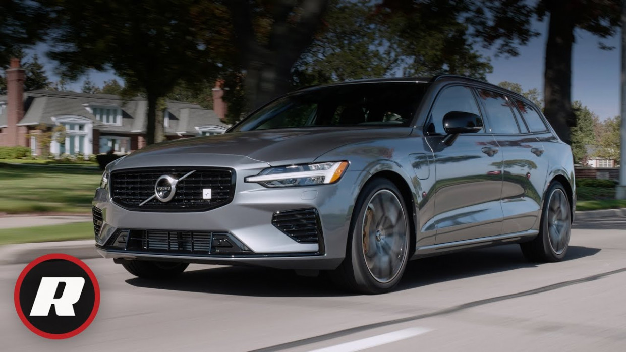 11 Volvo V11 Polestar review: A sporty wagon with an electric twist