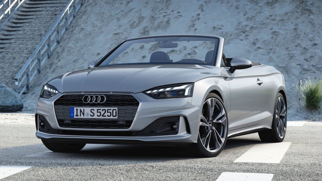 2020 Audi A5 Convertible  Redesign and Concept