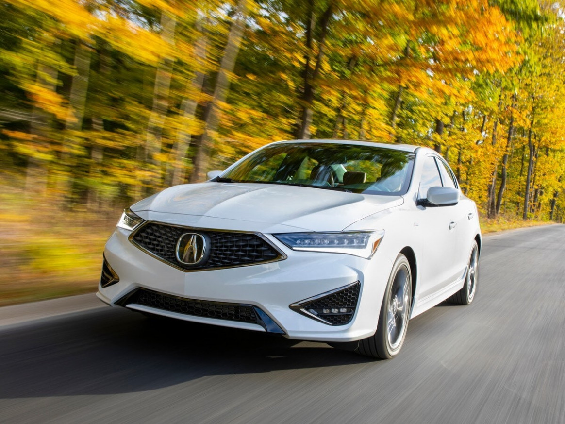 8 Acura ILX First Look   Kelley Blue Book   2020 Acura Ilx Premium Package