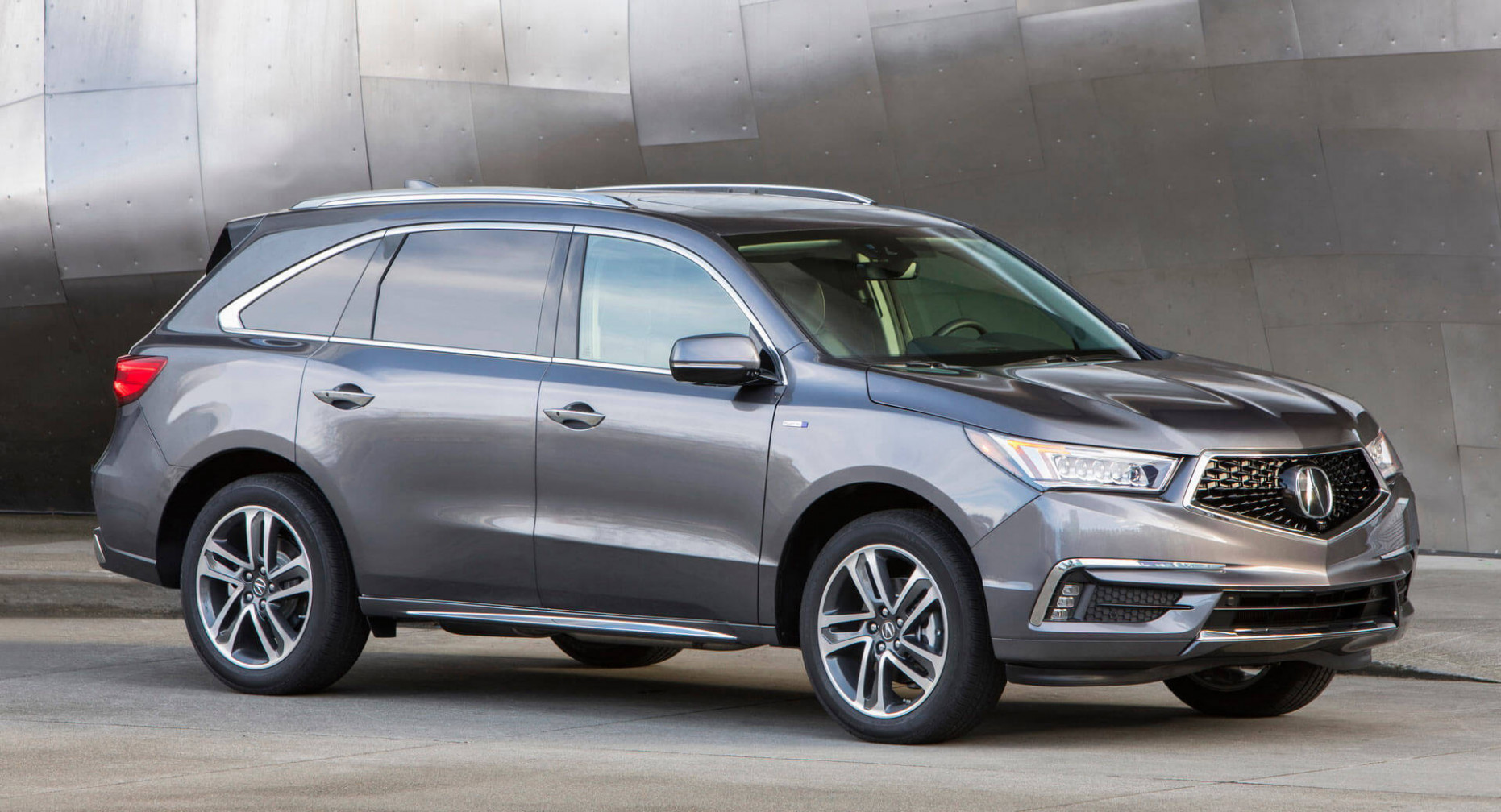 8 Acura MDX Launches With $8,8 Starting Price, MDX Sport ..