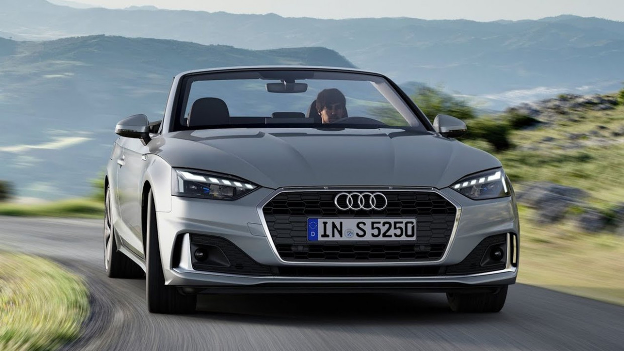 2020 Audi A5 Convertible  Prices