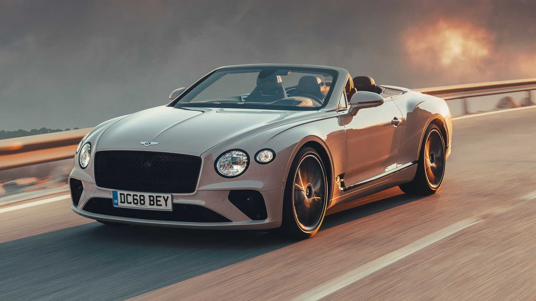 8 Bentley Continental GT Convertible First Drive: Continental Power
