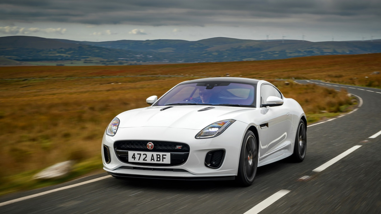8 Jaguar F-Type Loses Manual, Gains Checkered Flag Edition | 2020 Jaguar F Type Manual
