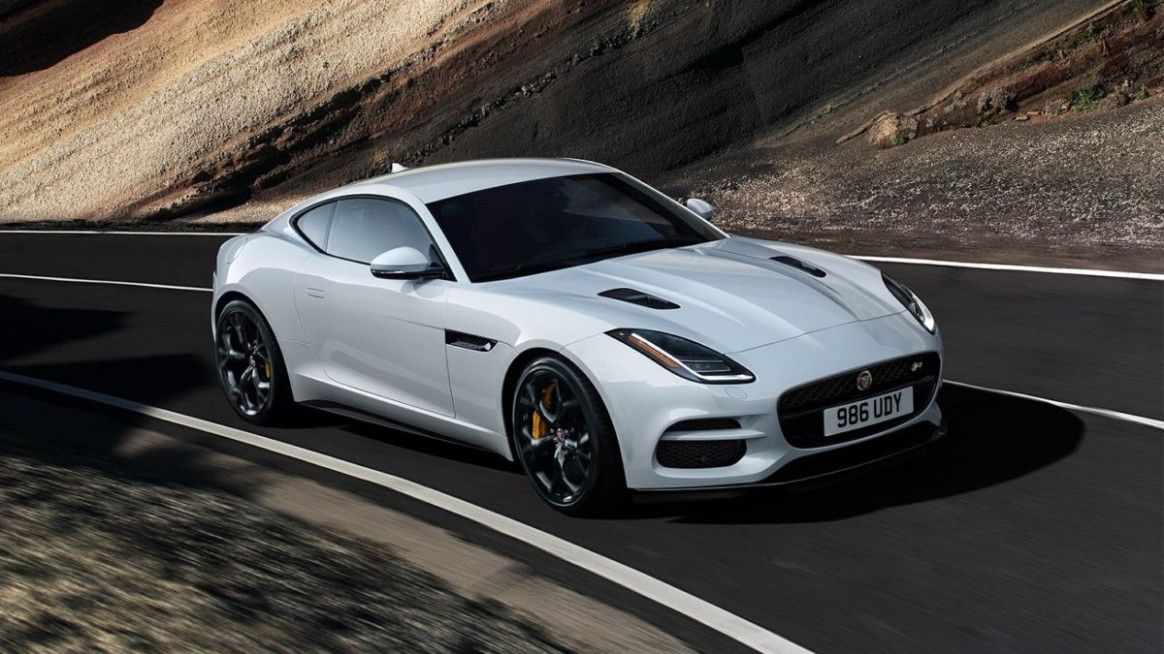 8 Jaguar F-Type: Price Increase, No Manual Transmission | 2020 Jaguar F Type Manual