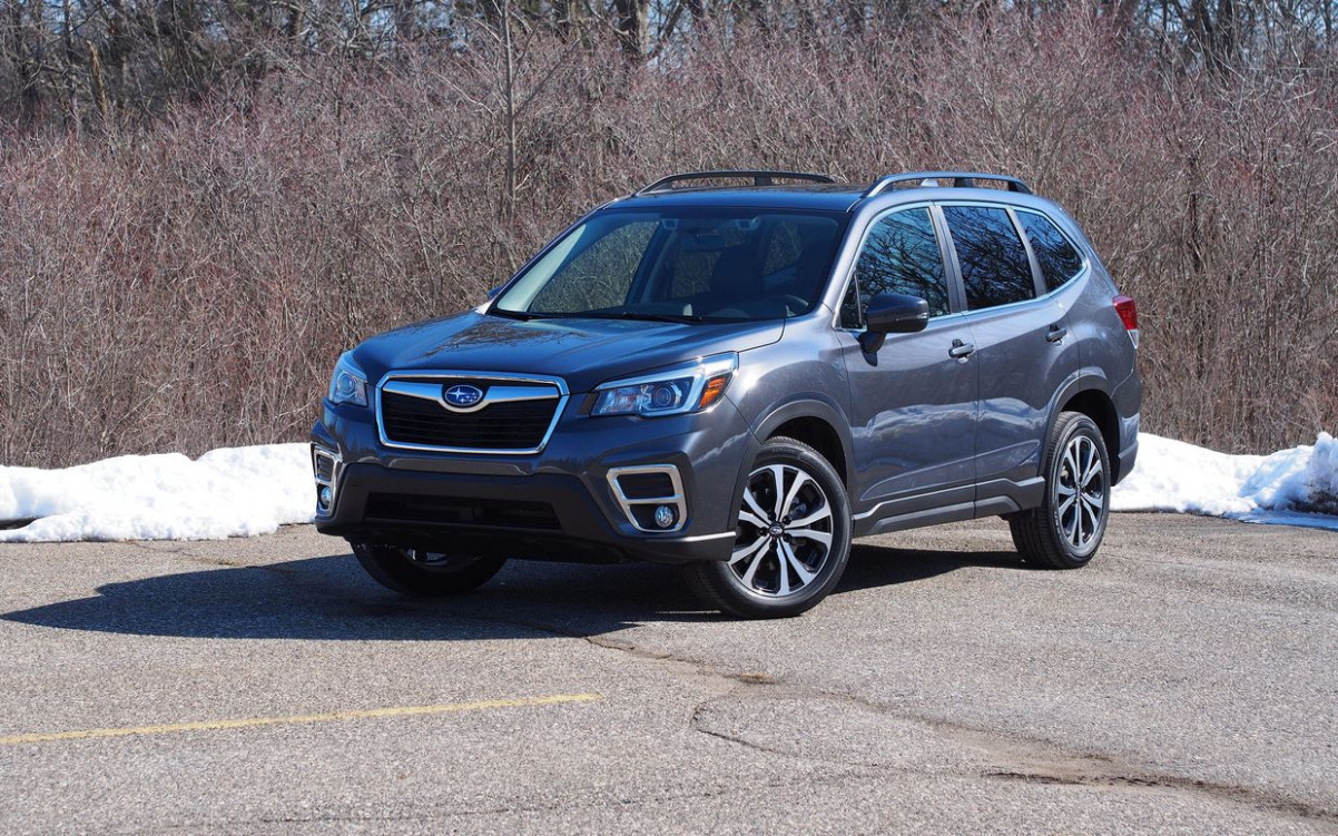 8 Subaru Forester reviews, news, pictures, and video - Roadshow | 2020 Subaru Parts