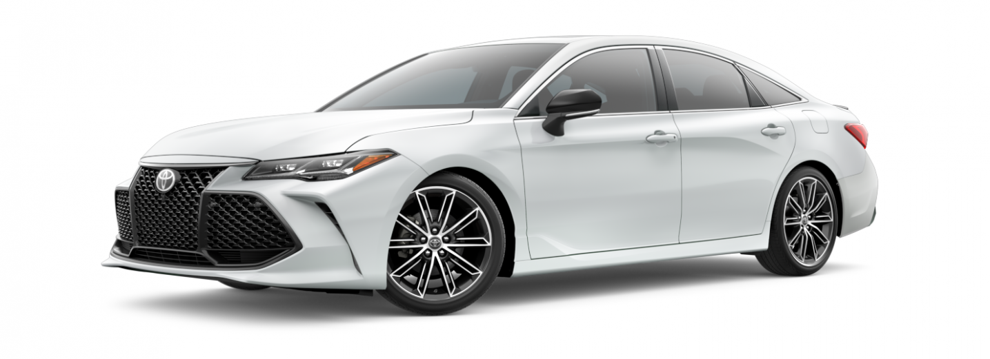 8 Toyota Avalon Full Size Sedan | Daring in Any Direction You ..