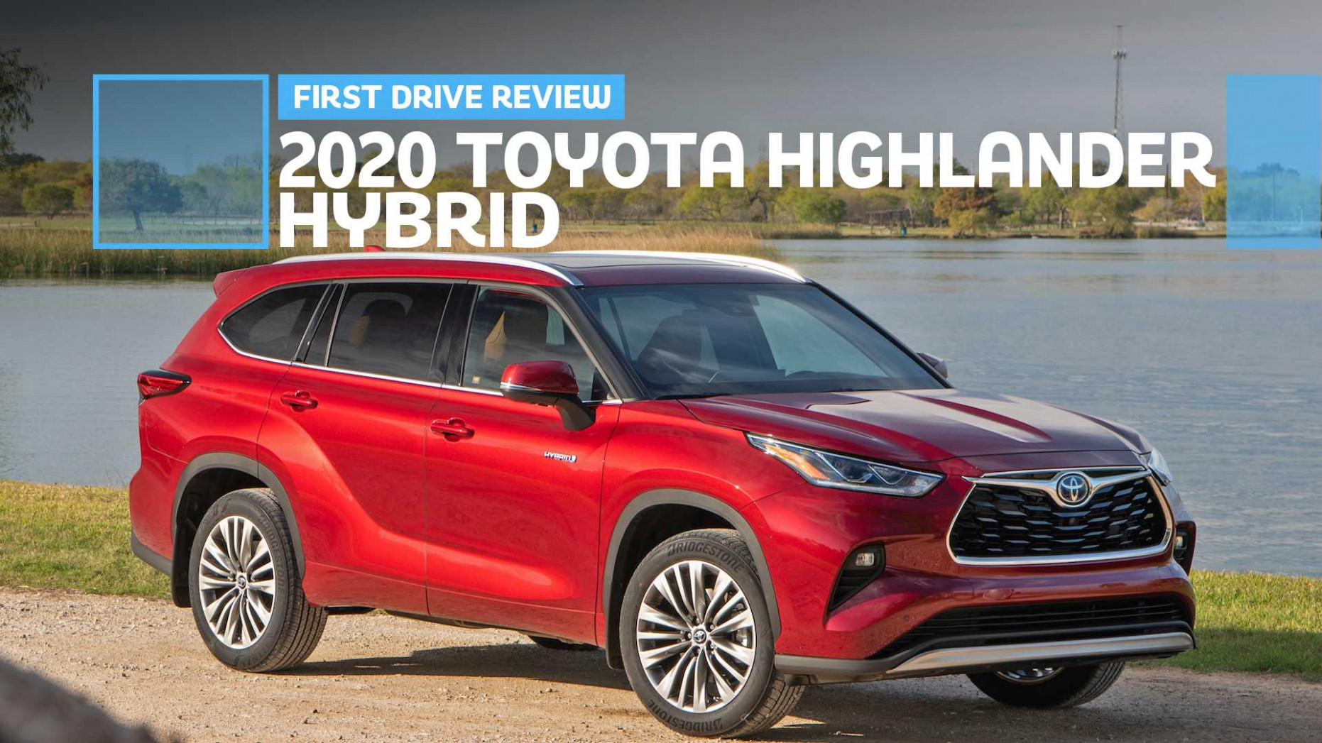 2020 Toyota Highlander Mpg  Review and Release date