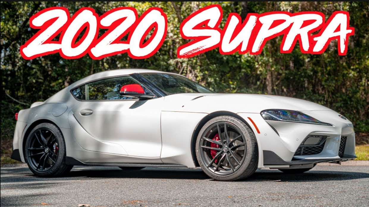 8 Toyota Supra Delivery - Road Trip Straight to Dragstrip! | 2020 Toyota Delivery