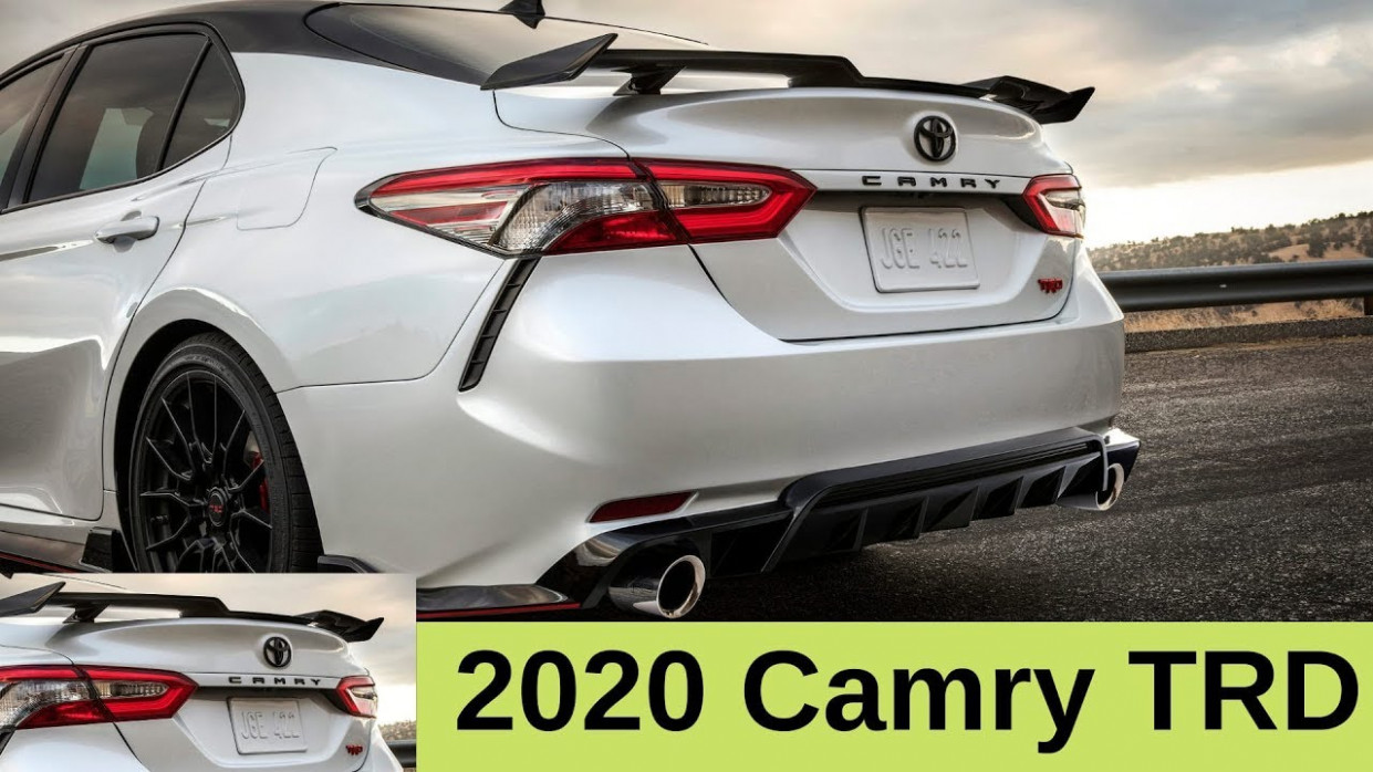 Adrenaline Enthusiasts Cannot Wait for 11 Toyota Camry TRD ..