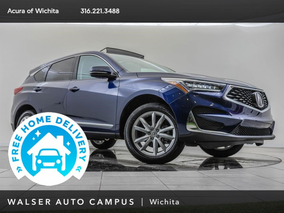 April 8 Best 8 Acura RDX Lease & Finance Deals | Walser Auto ..