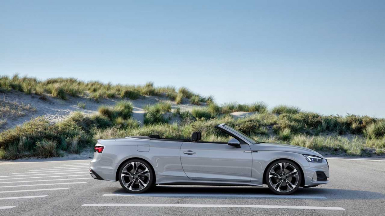 2020 Audi A5 Convertible  Performance