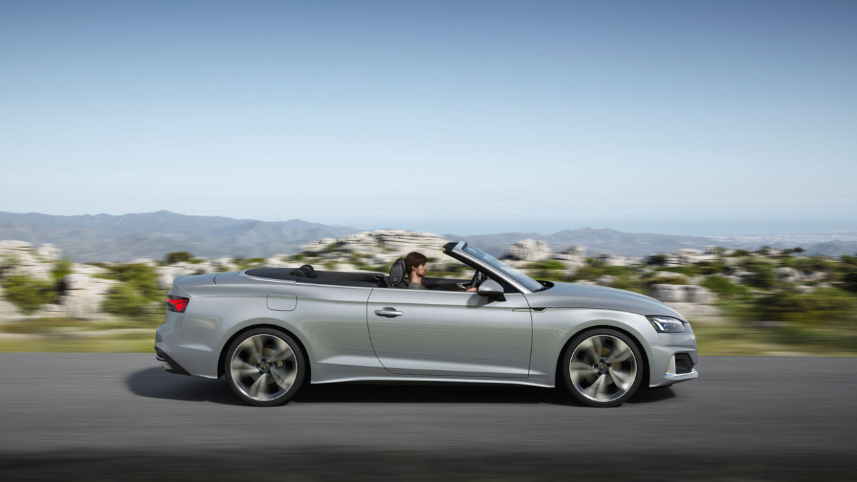 2020 Audi A5 Convertible