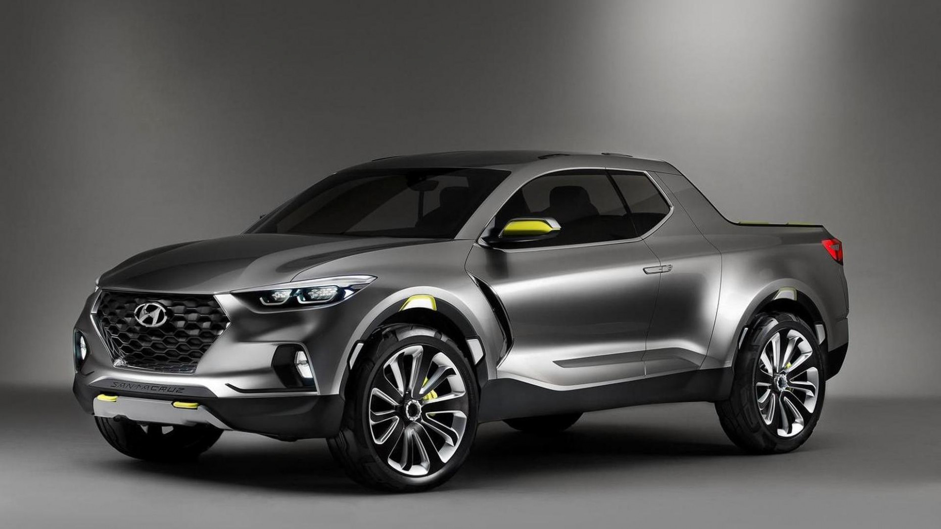 "Hyundai Pickup Truck Coming ""As Soon As Possible"" 