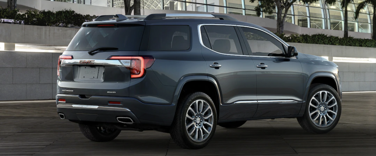 Introducing the New 10 GMC Acadia