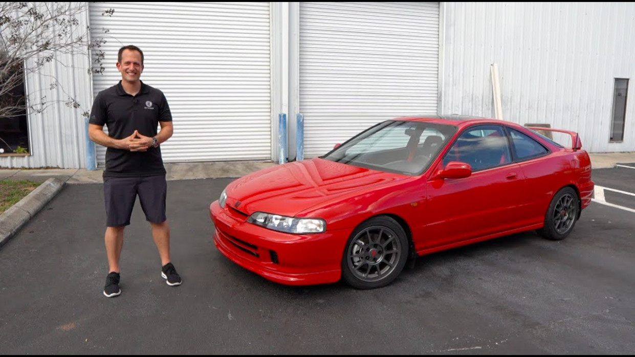 Is this 10 Acura Integra GS-R a BETTER performer than a 10 Honda Civic  Type R? | 2020 Acura Integra