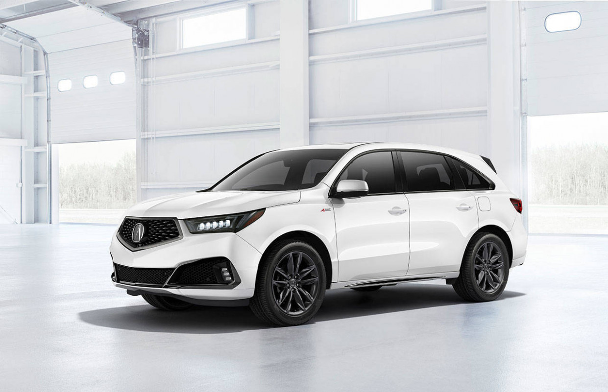 Luxury, tranquility, and value combine in 8 Acura MDX ..