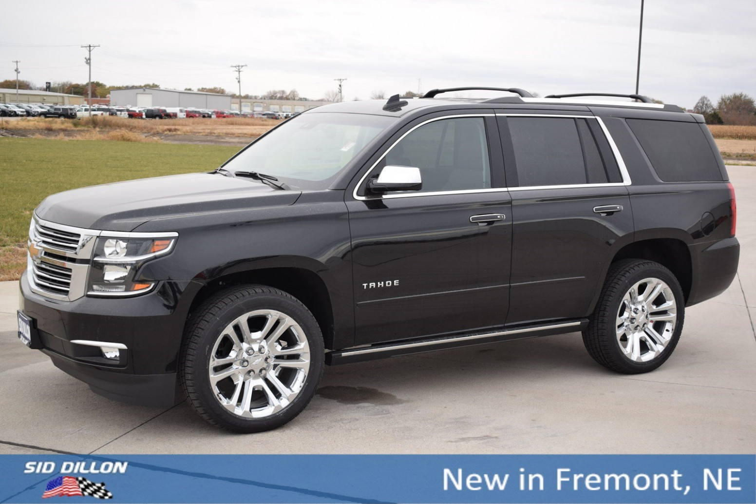 New 11 Chevrolet Tahoe Premier With Navigation & 11WD | 2020 Chevrolet Tahoe