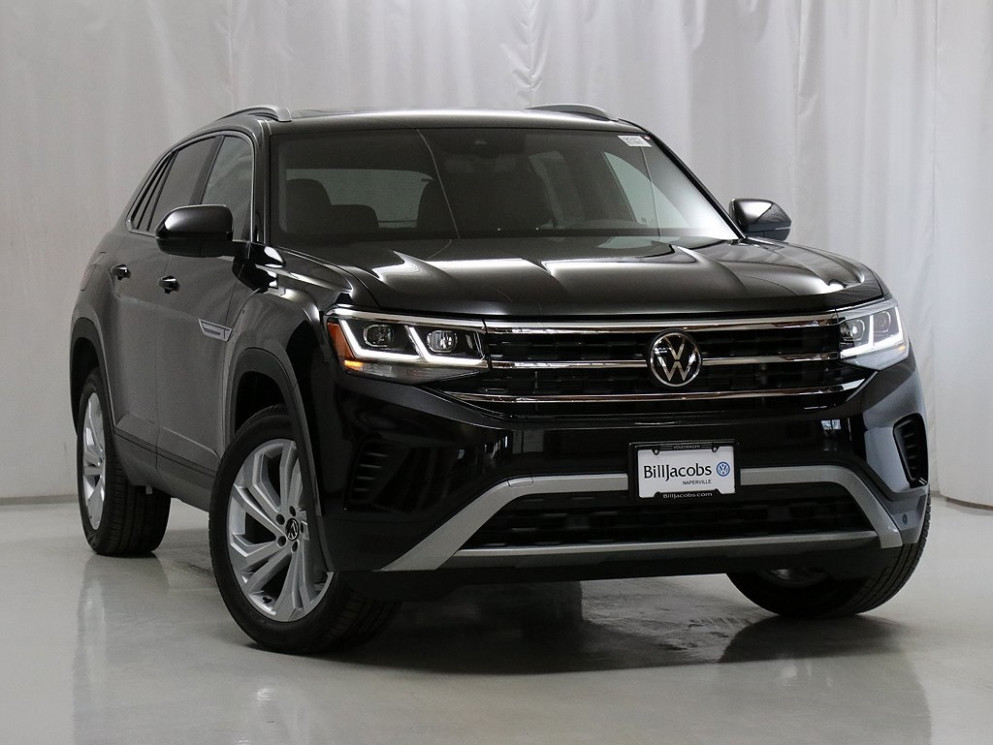 New 112 Volkswagen Atlas Cross Sport 12.12T SEL 12Motion With Navigation & AWD