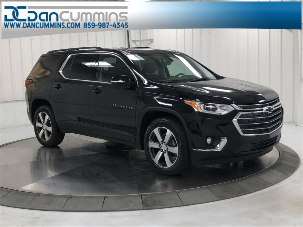2020 Chevrolet Traverse  Price and Review