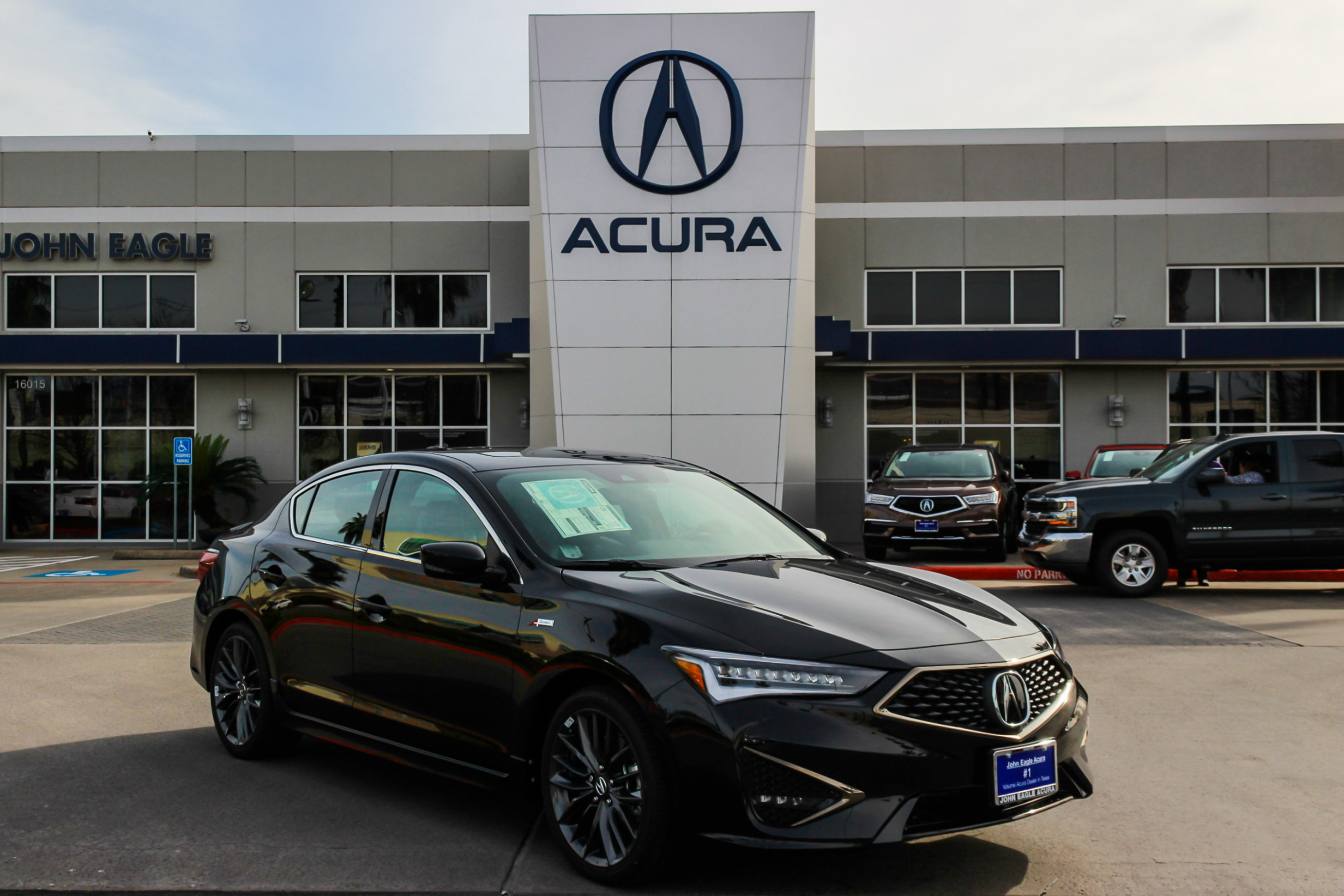 New 8 Acura ILX with A-Spec and Premium Packages 8D Sedan   2020 Acura Ilx Premium Package