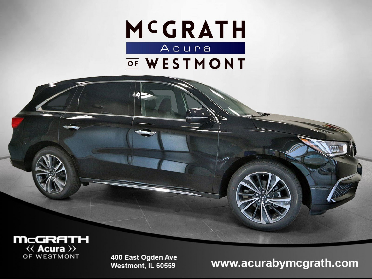 New 8 Acura MDX SH-AWD with Technology Package With Navigation | 2020 Acura Mdx Technology Package