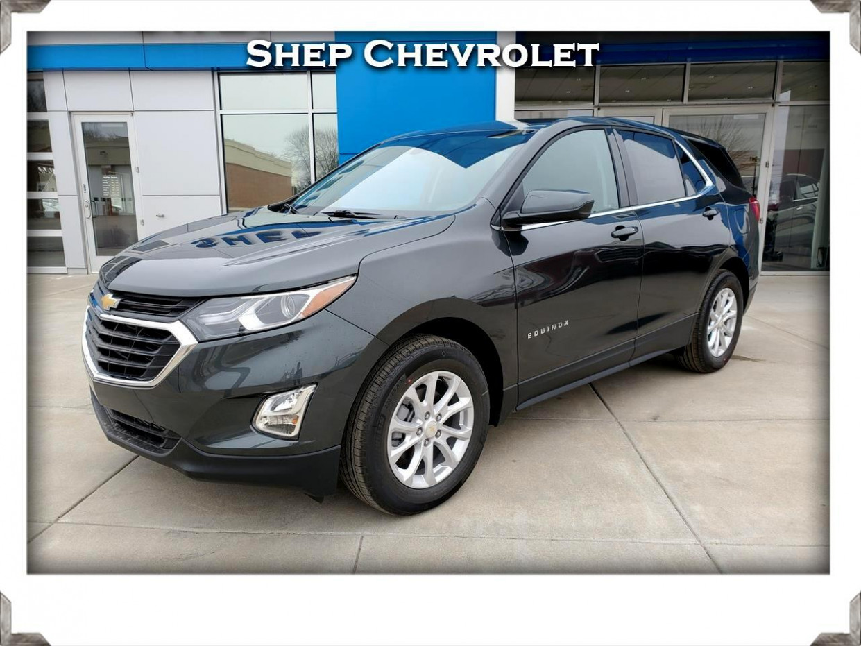 New 8 Chevrolet Equinox FWD 8dr LT w/8LT for Sale in Haven KS ..
