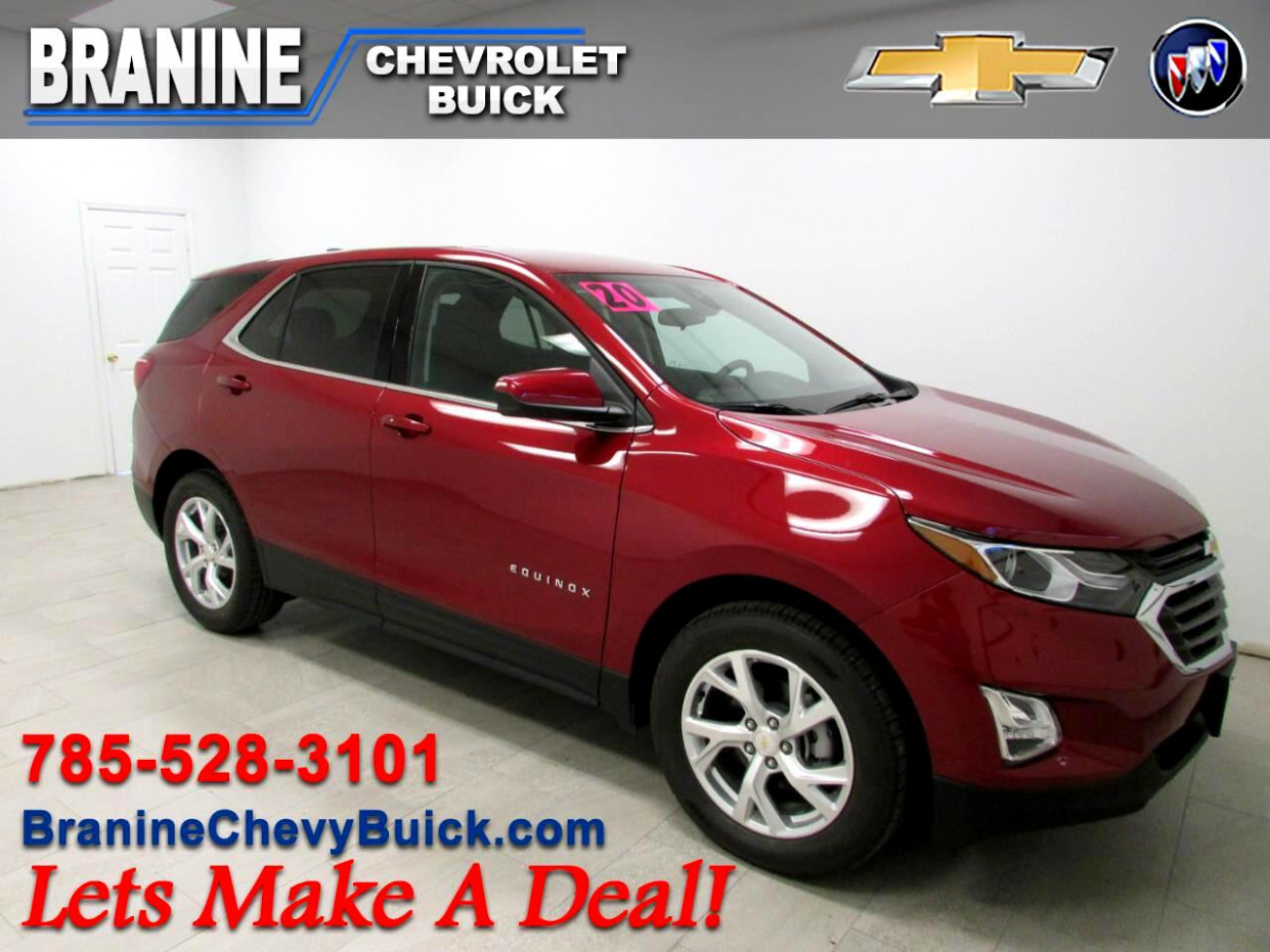 New 8 Chevrolet Equinox FWD 8dr LT w/8LT for Sale in Osage City ..