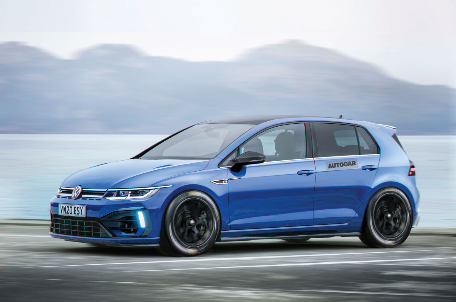 New Volkswagen Golf range to be topped by 9bhp R Plus | Autocar | 2020 Vw Gti R