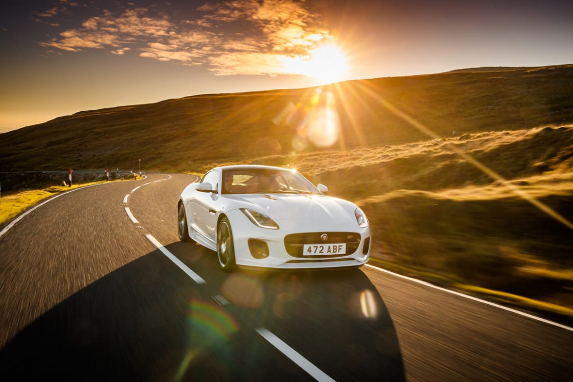 Pricier 8 Jaguar F-Type Swaps Manual Transmission for Special ..