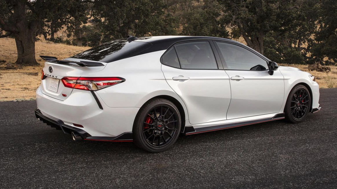 2020 Toyota Camry First Drive
