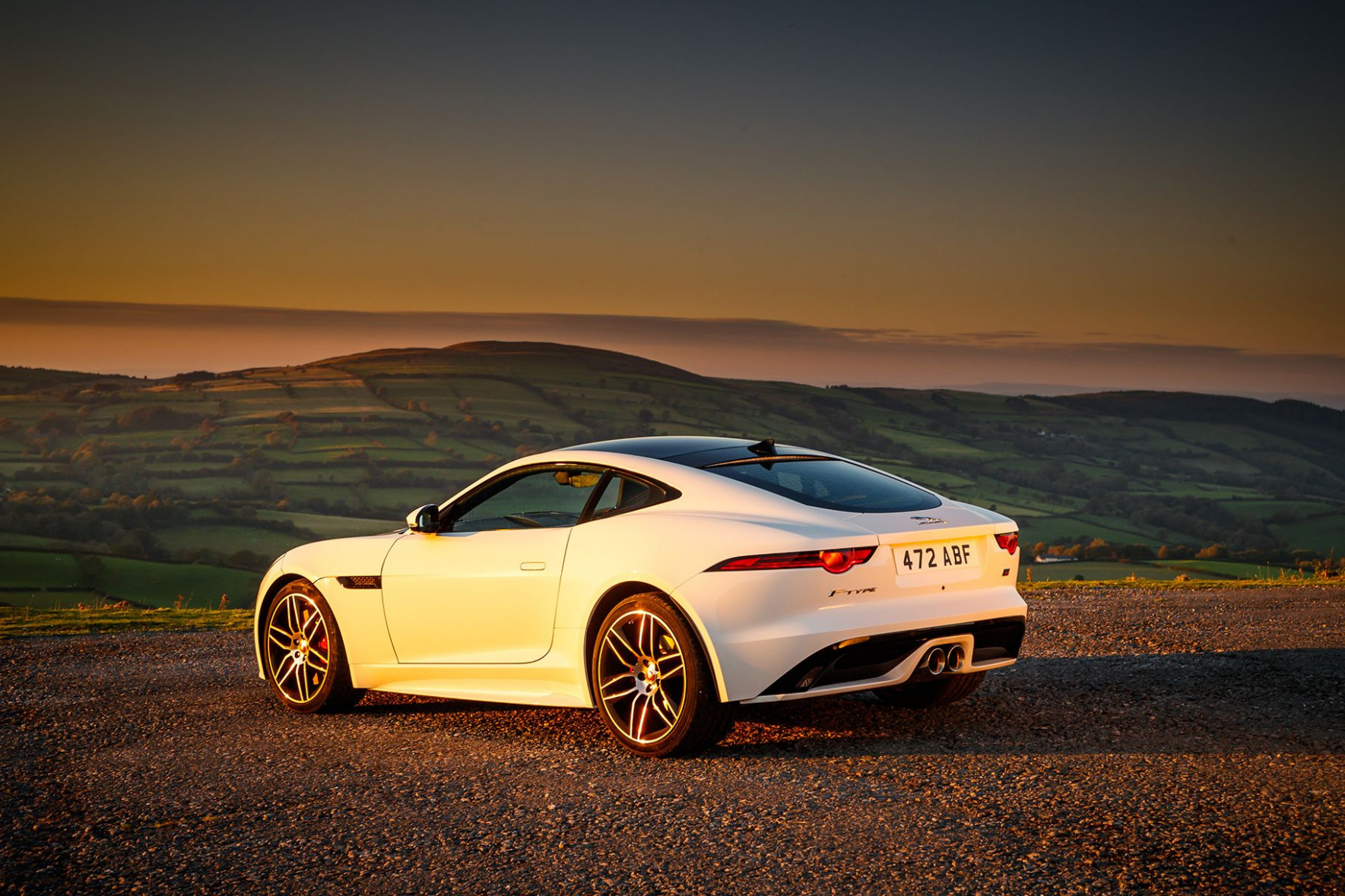 The Manual Jaguar F-Type Is Dead - Road & Track | 2020 Jaguar F Type Manual