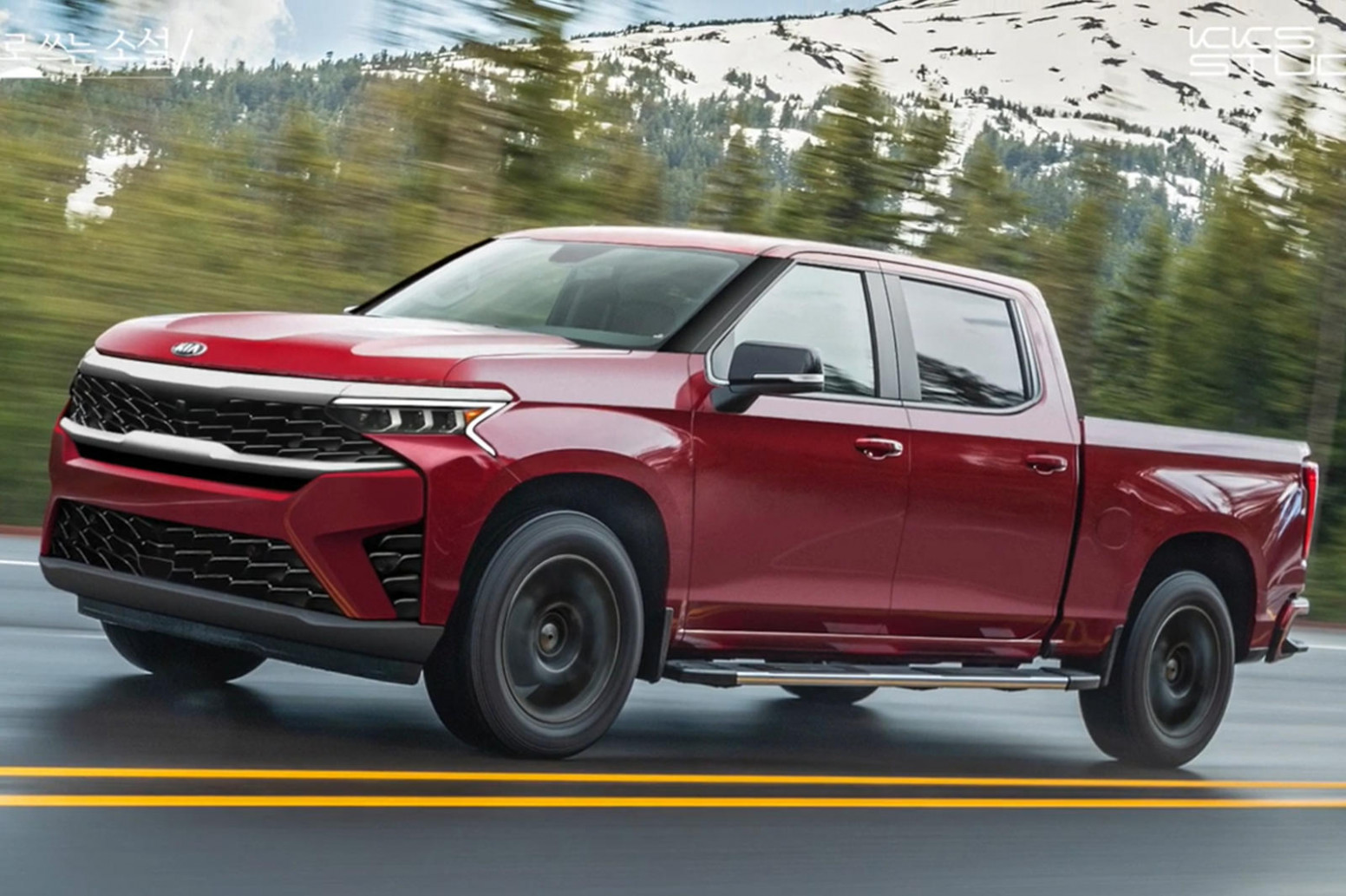 This Is Why Kia Should Build A Pickup Truck | CarBuzz