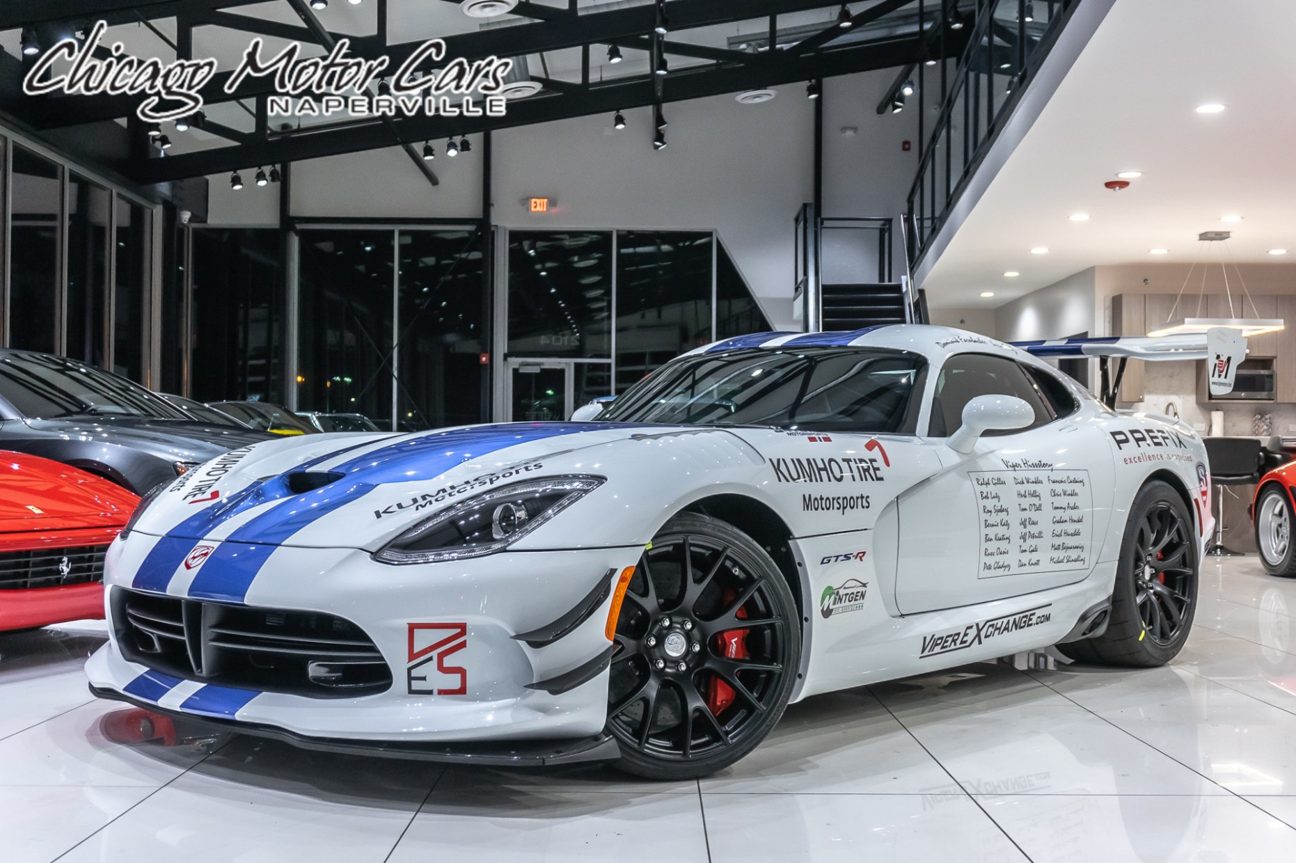 Used 11 Dodge Viper ACR GTS-R Nurburgring Commemorative Edition ..