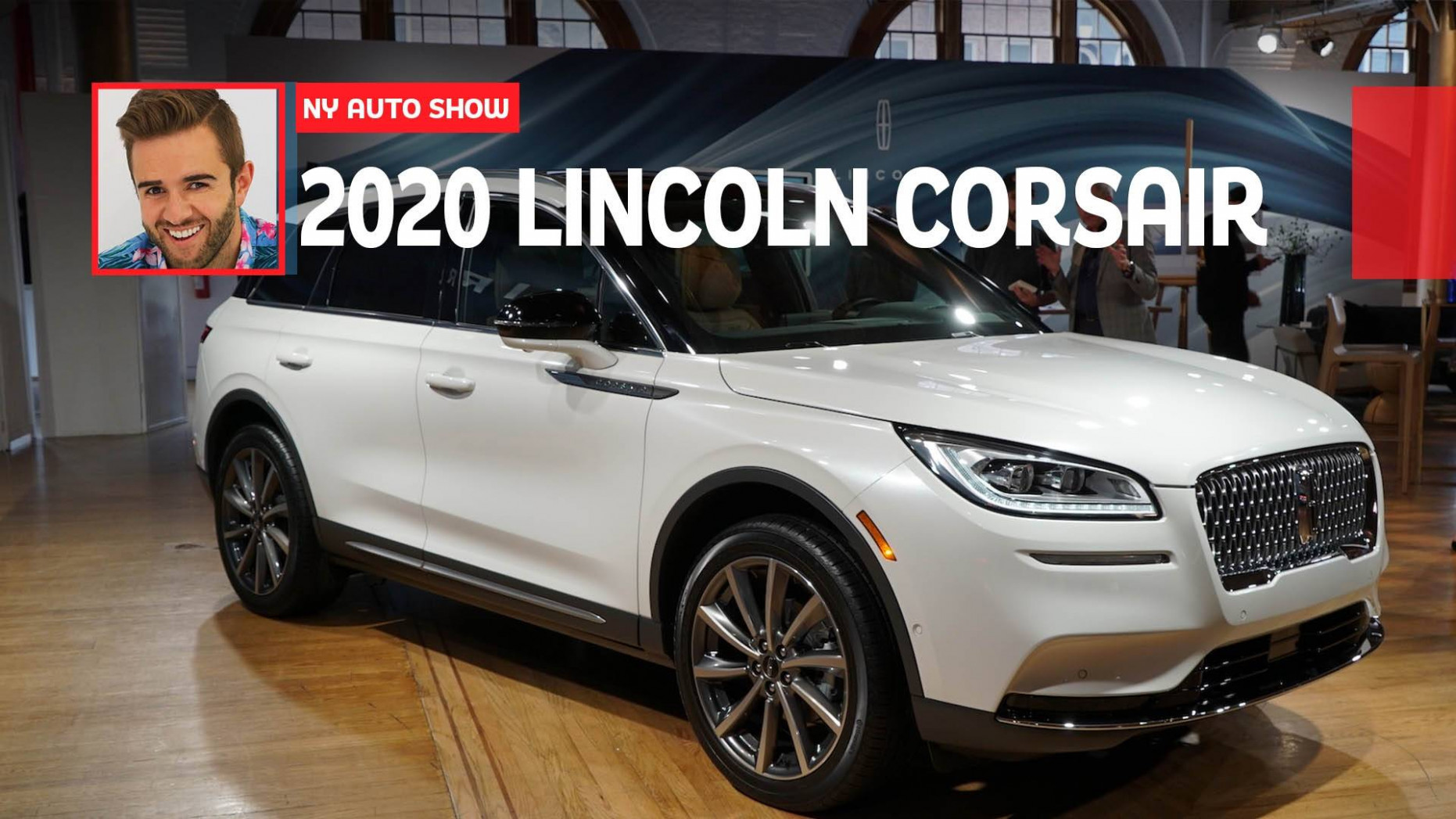 Video: 11 Lincoln Corsair Has Big Style In A Small Package | 2020 Lincoln Mkc Msrp