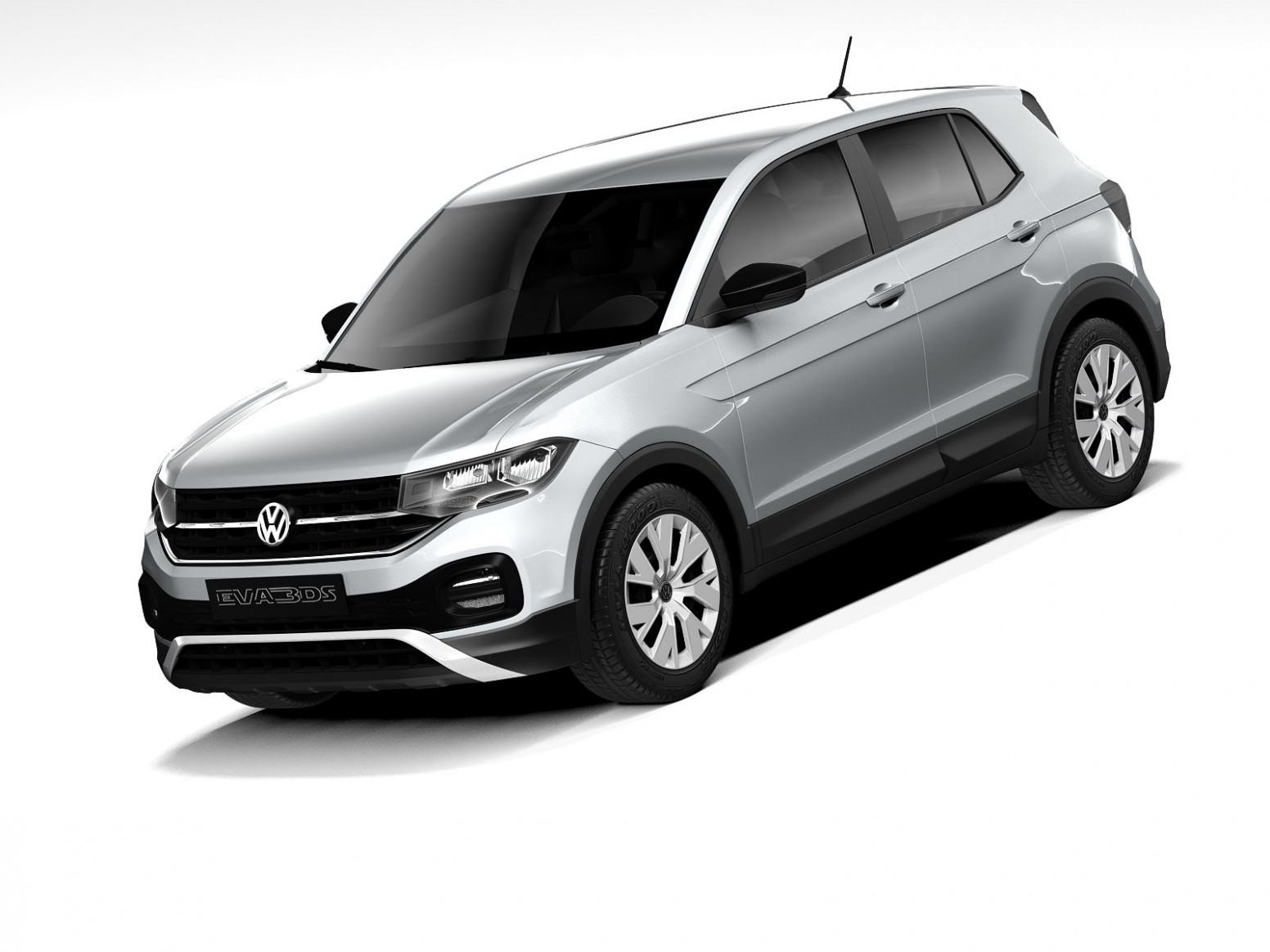 Volkswagen T-Cross Basic 6 | 2020 Volkswagen Cross