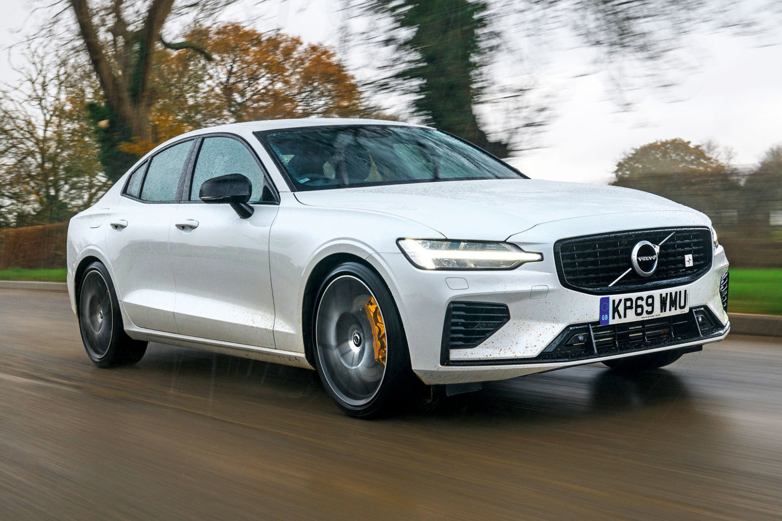 Volvo S11 Review (11) | Autocar