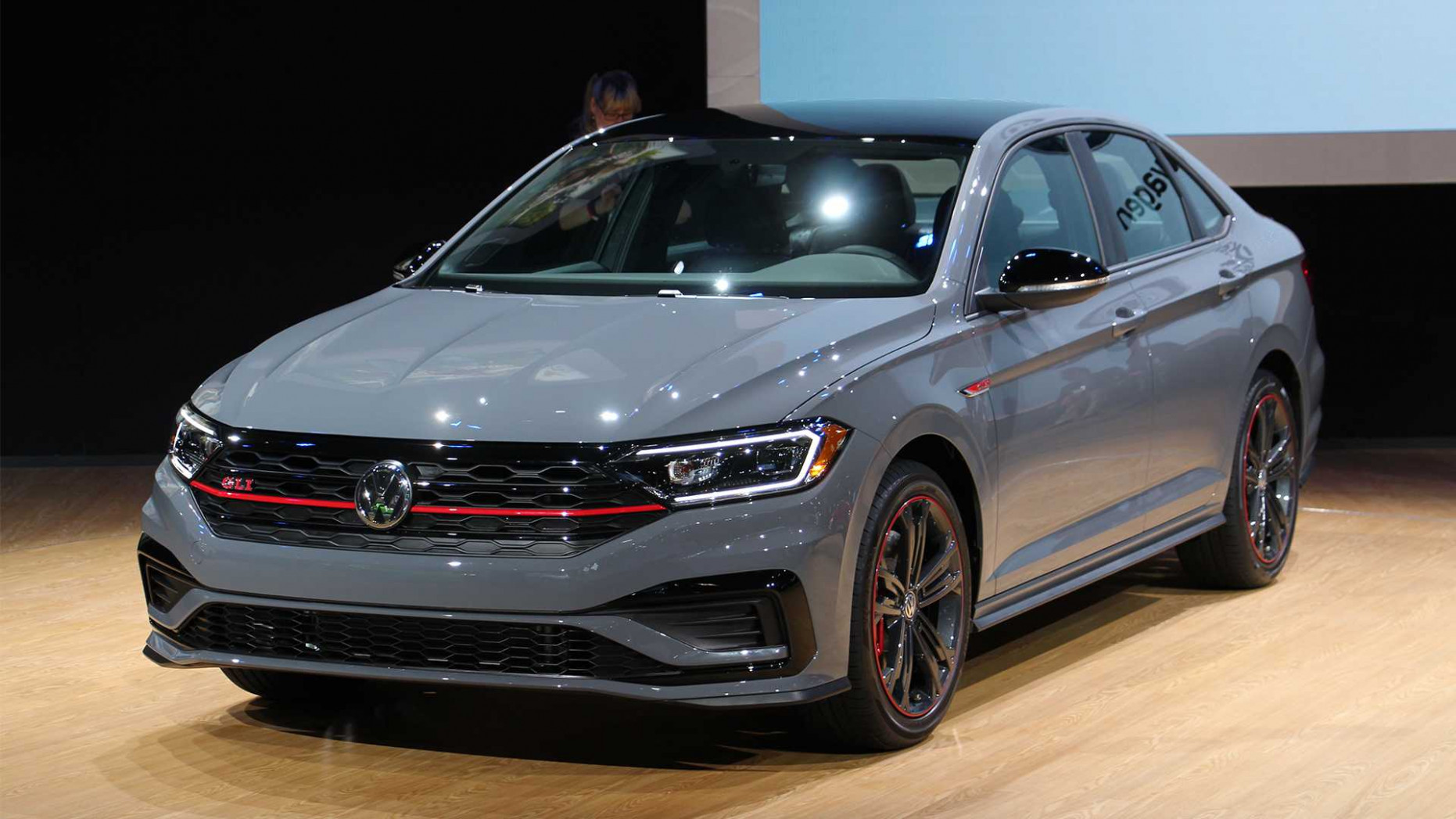 2020 Volkswagen Jetta Gli