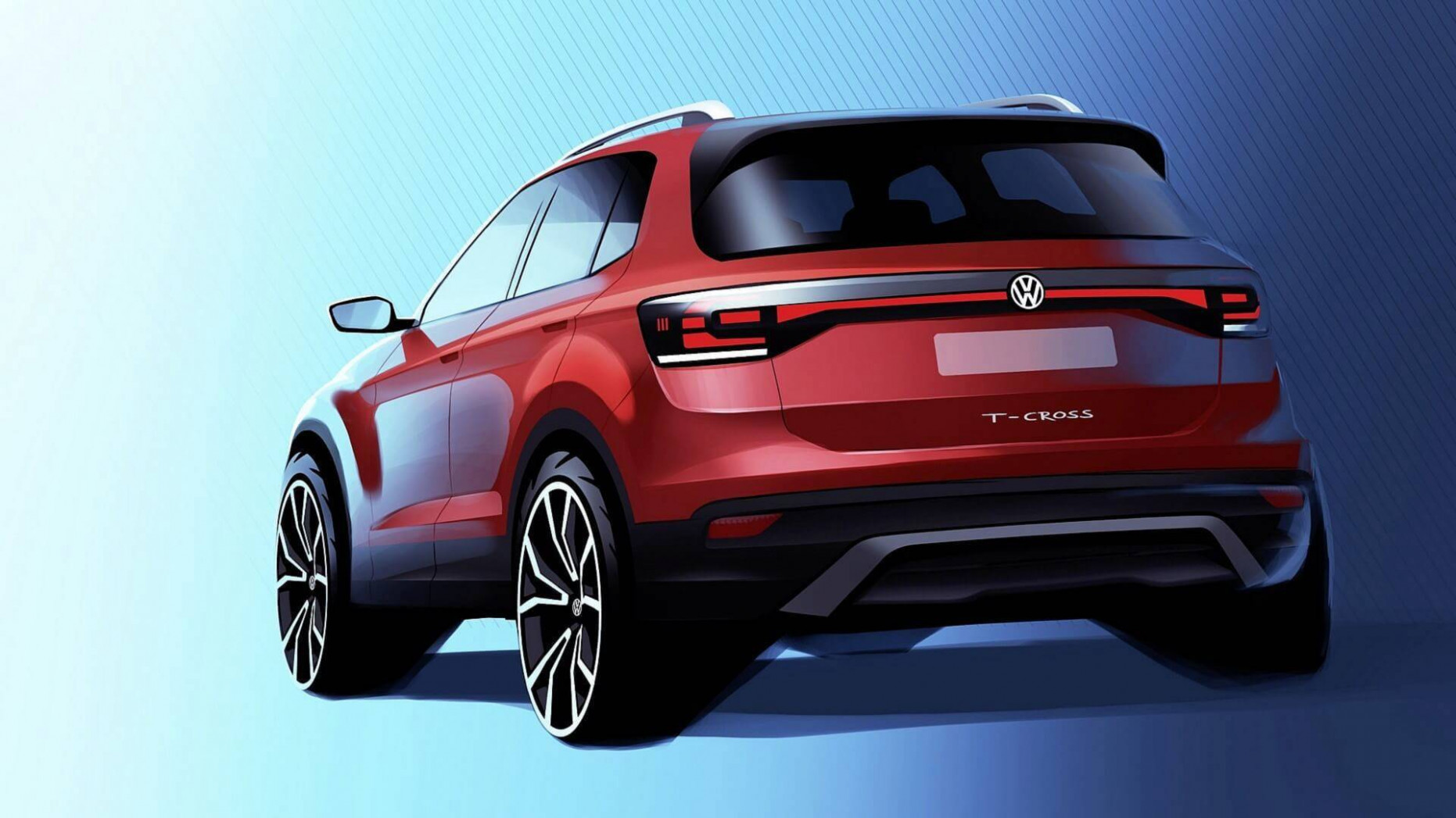 VW T-Cross Coupe Reportedly Coming By Late 6