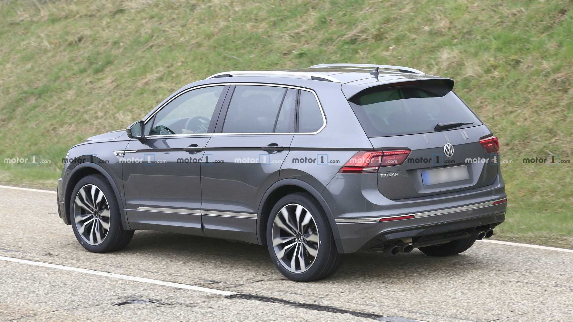 VW Tiguan Facelift and Tiguan R Concept Due In 8 | 2020 Volkswagen Tiguan Dimensions