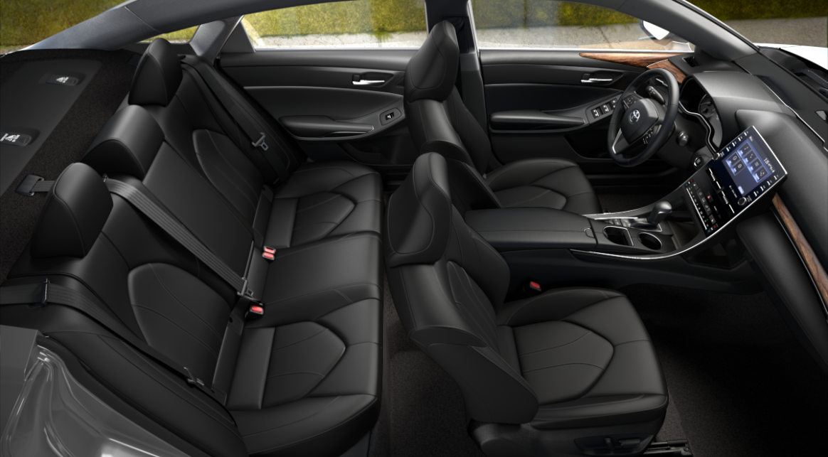 What Color Options Are Available on the Interior and Exterior of ..