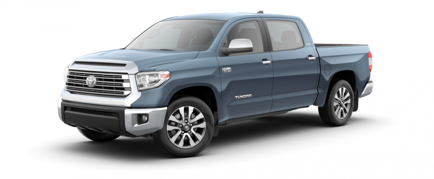 10 Toyota Tundra Full-Size Truck | The Definition of Strength | 2020 Toyota Tundra