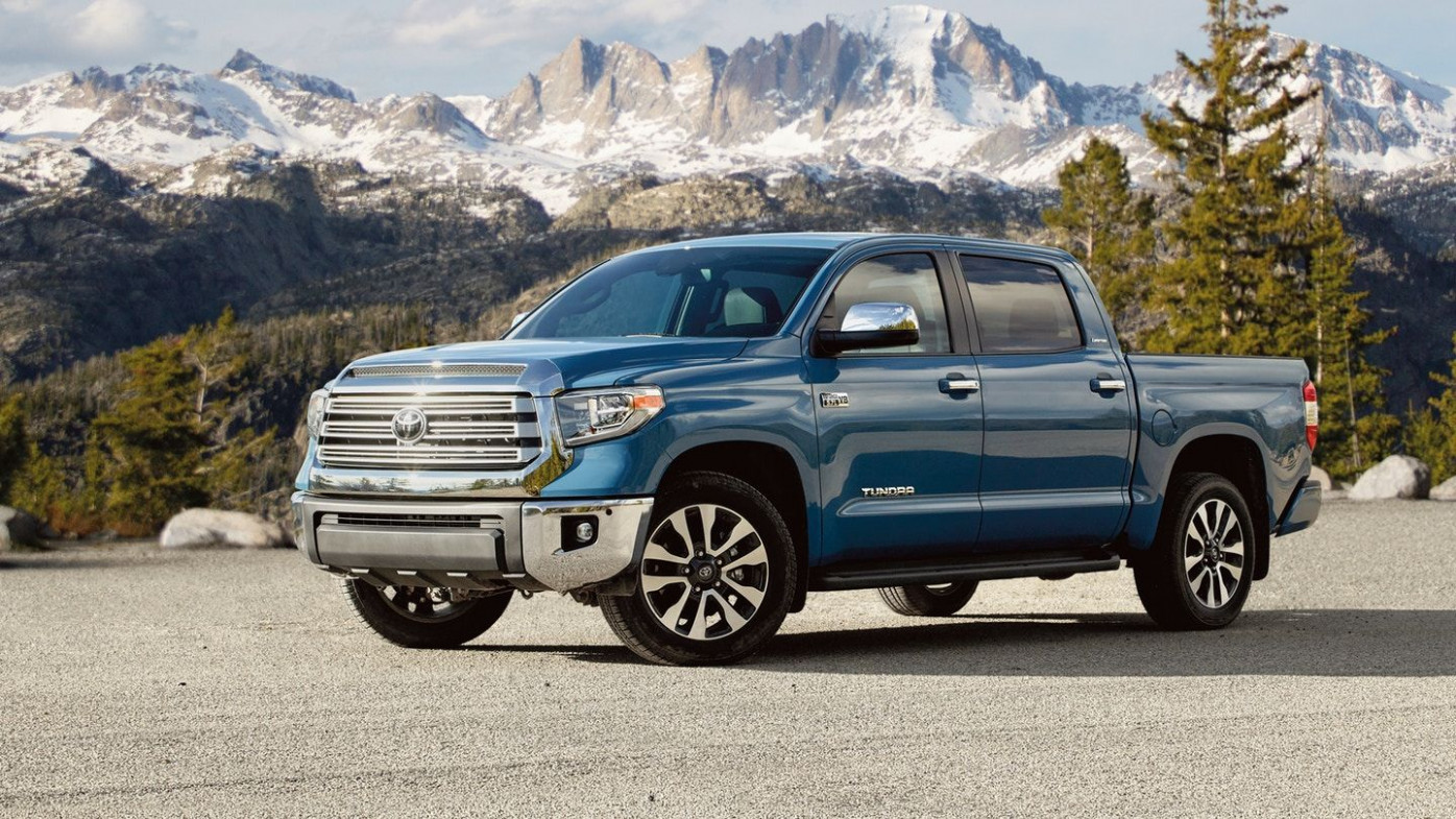10 Toyota Tundra Review, Pricing, and Specs | 2020 Toyota Tundra