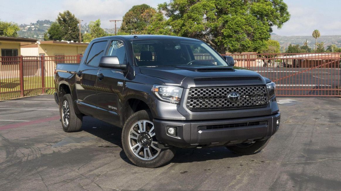 10 Toyota Tundra review: Still capable, but struggling to stay ..