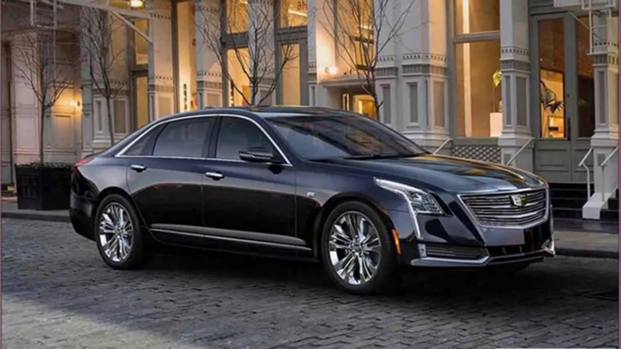 11 A 11 Cadillac Limo Redesign and Review - Car Review 11 ..