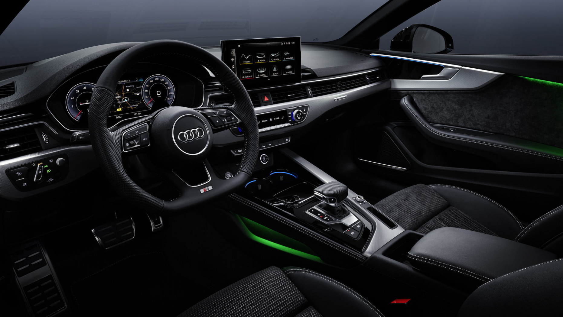 11 Audi A11 Gets Styling and Infotainment Updates | 2020 Audi Dash