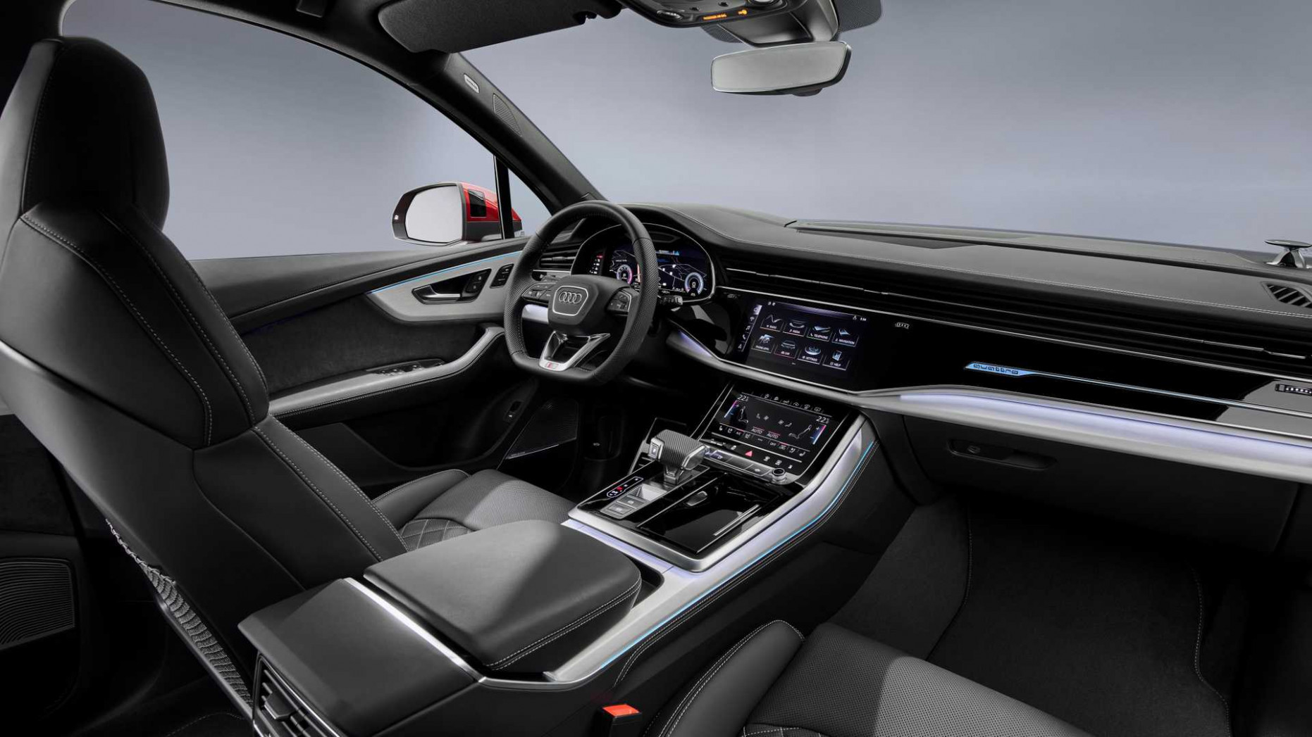 11 Audi Q11 Facelift Reveals Small Changes Outside, More Within | 2020 Audi Dash